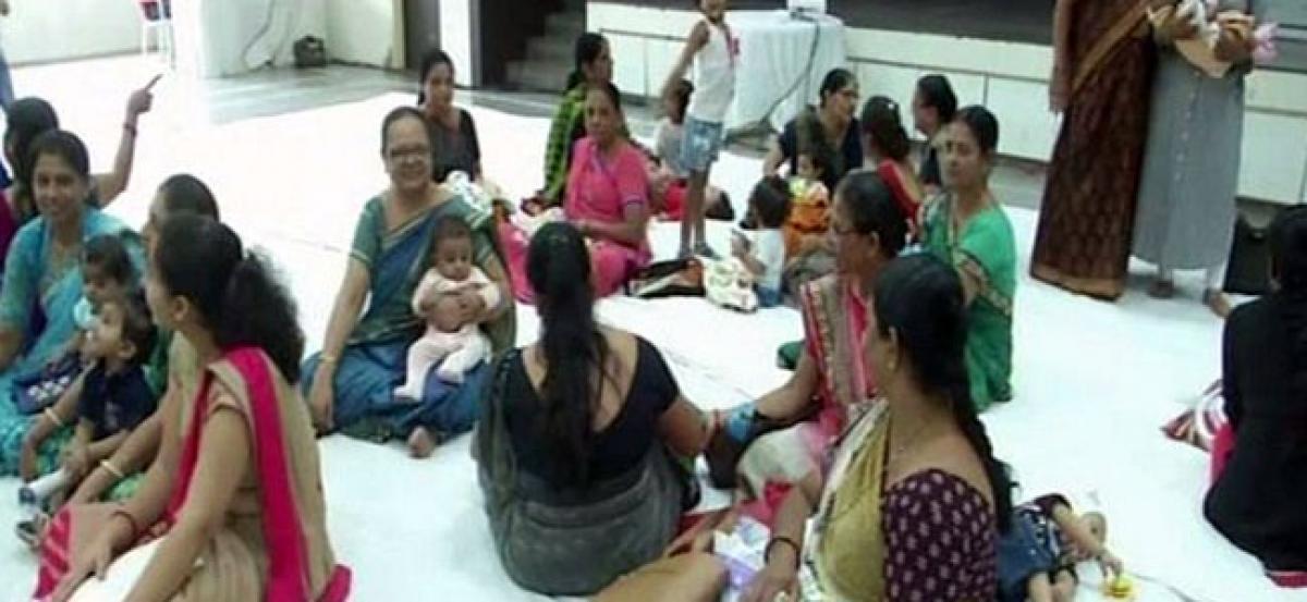 Surat: Lactating moms donate milk for motherless babies