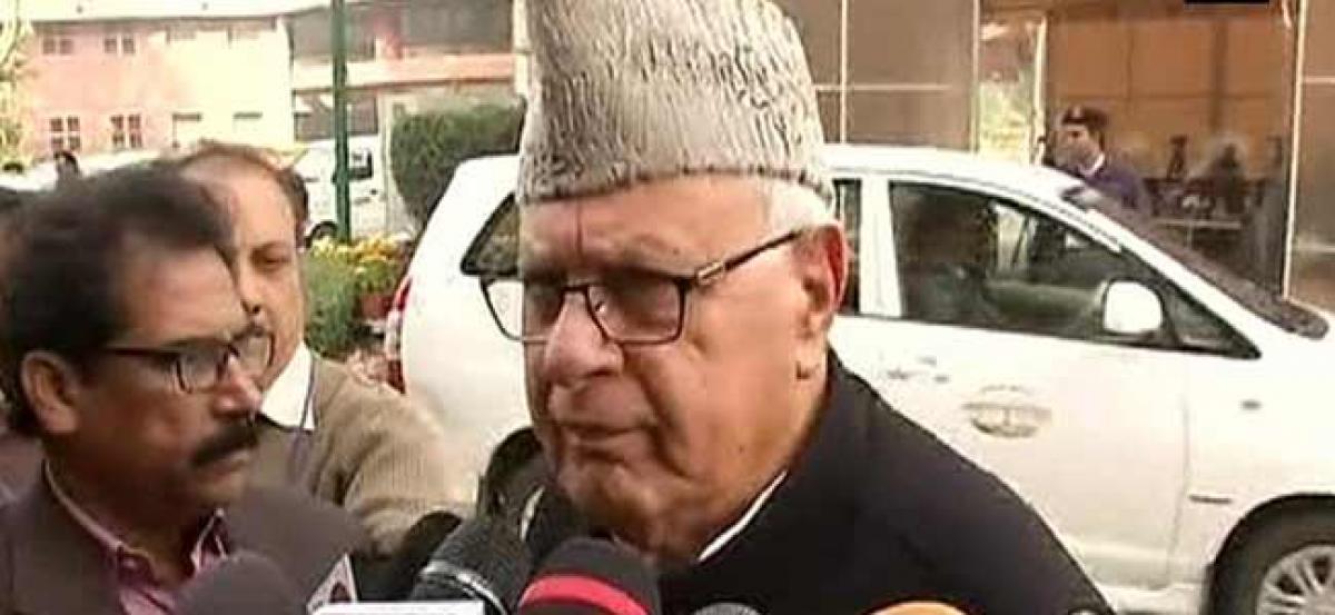 Gujarat result: Farooq Abdullah believes neech remark held Congress back