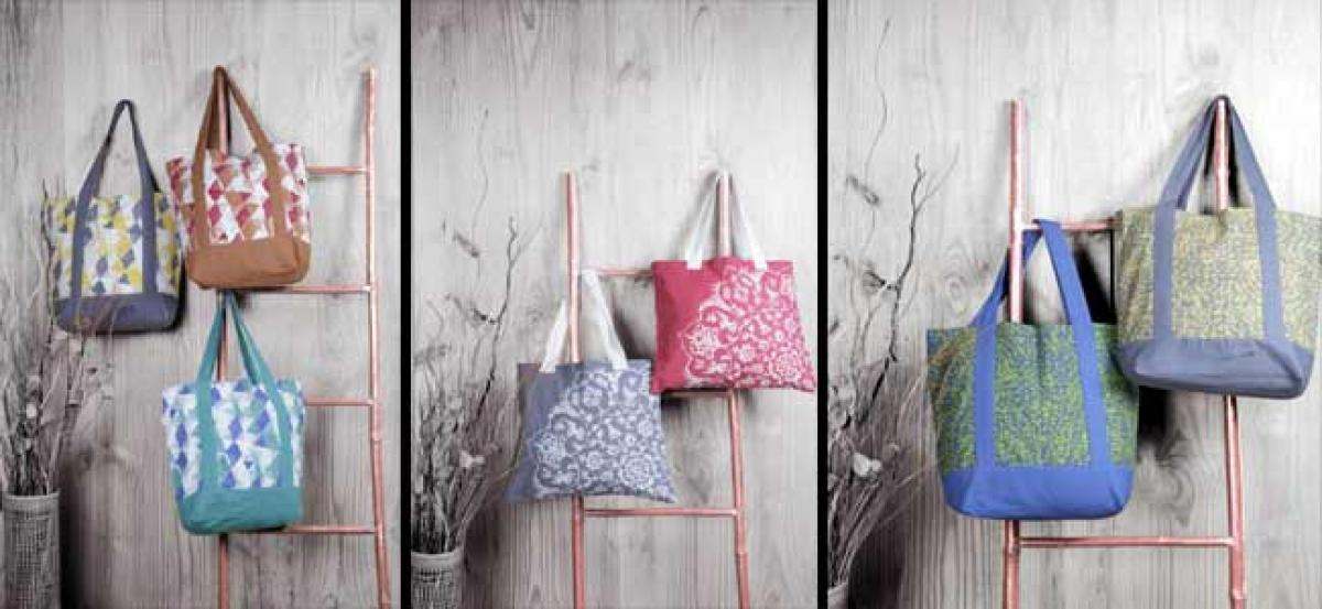 Maspar Launches Elegant and spacious Tote Bags collection