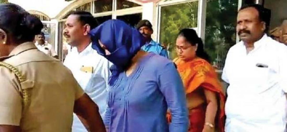 Woman arrested for raising slogans against the BJP government granted unconditional bail