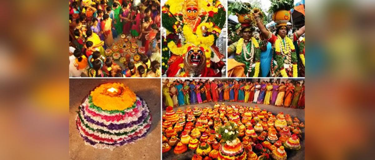 Bathukamma, Bonalu enters Oxford dictionary