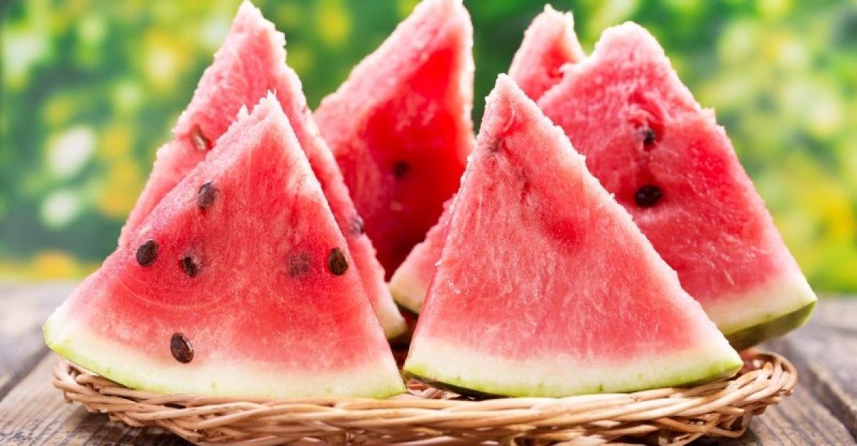 Watermelon, Rescuer to Urine Problems