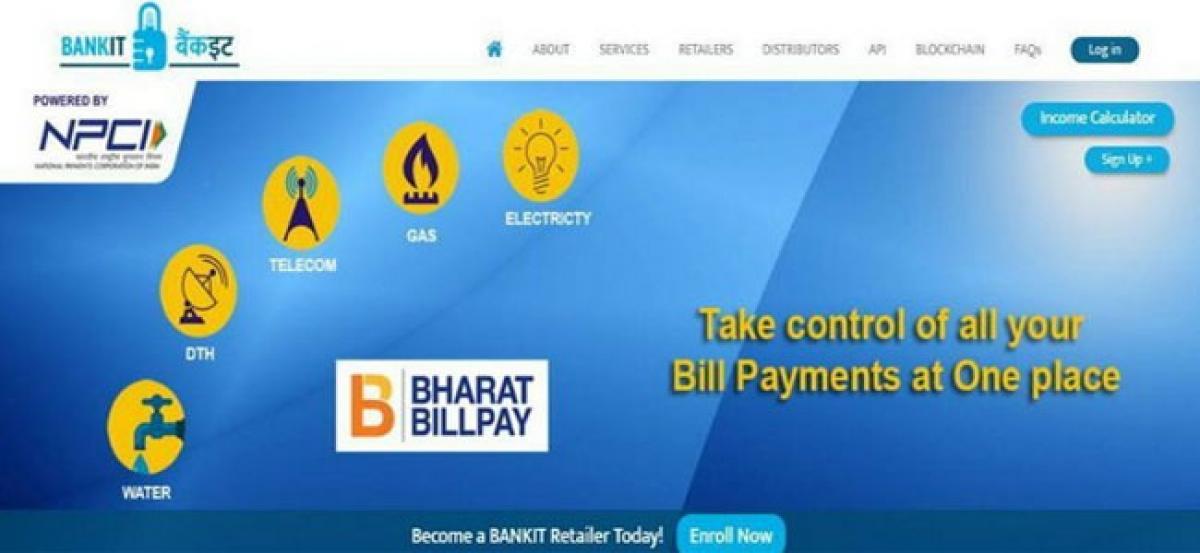 Fintech Startup BANKIT starts operations to provide banking facilities at doorstep