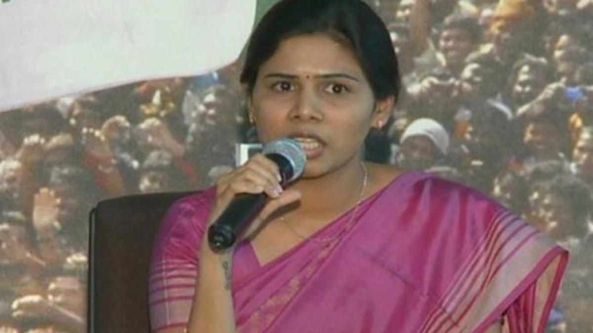 Nandyal by-polls: Akhila Priya stands by her challenge