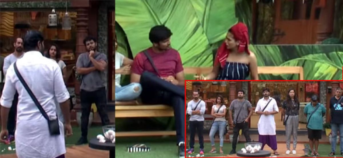 Bigg Boss Telugu Season 2: Episode 44 Highlights