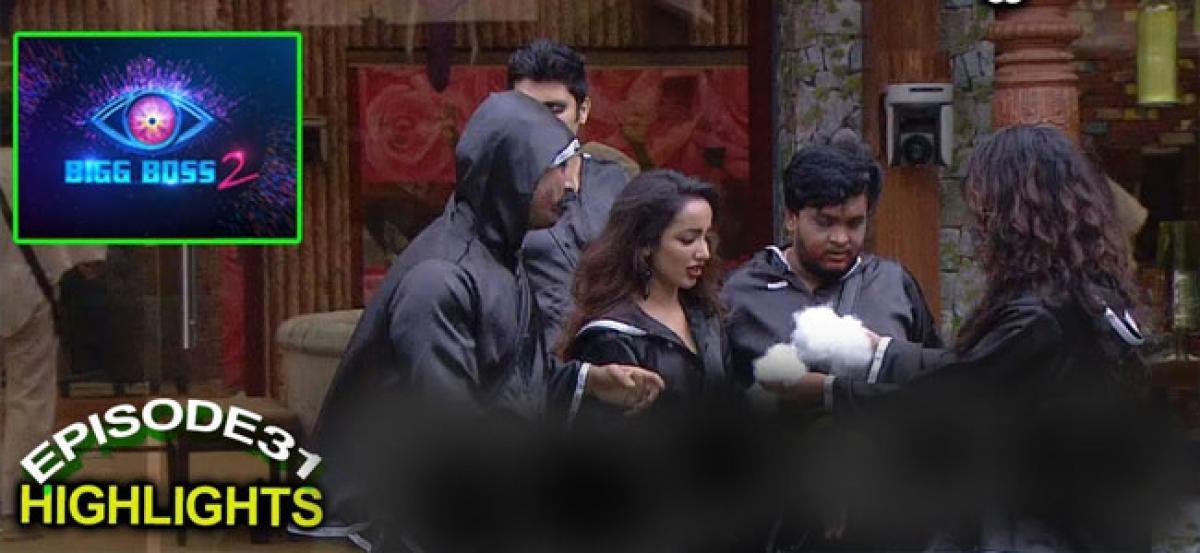 Bigg Boss Telugu Season 2: Episode 31 Highlights