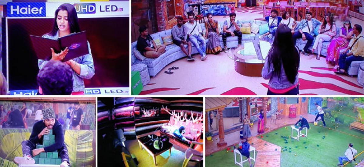 Bigg Boss Telugu Season 2: August 17th Episode Highlights