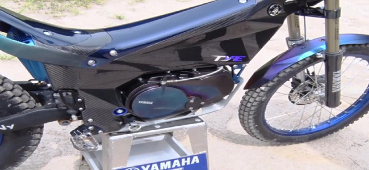 Yamaha launches electric bikes replacing traditional ones