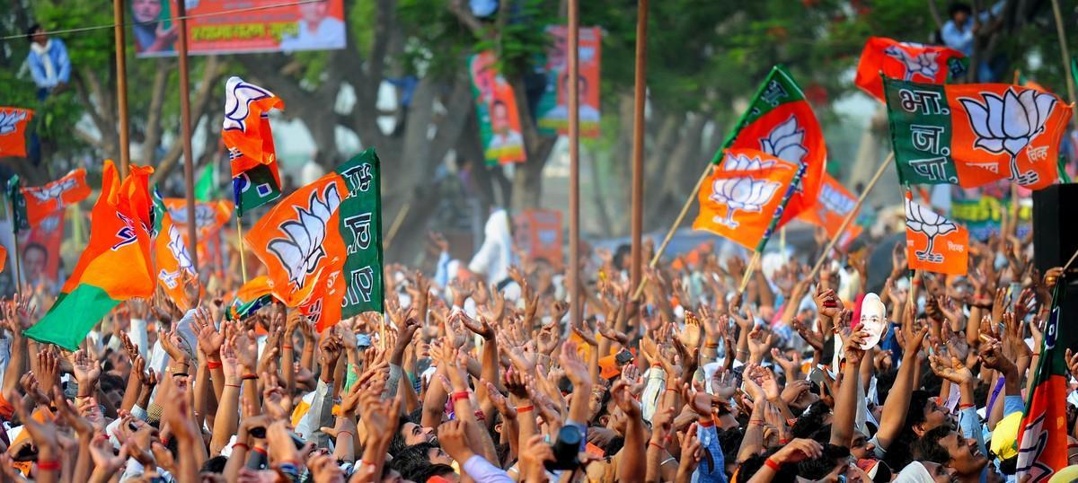 BJP keen on emerging as an alternative to TRS in Telangana