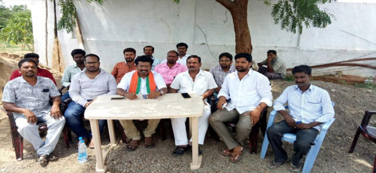 BJP to contest Panchayat elections for all seats