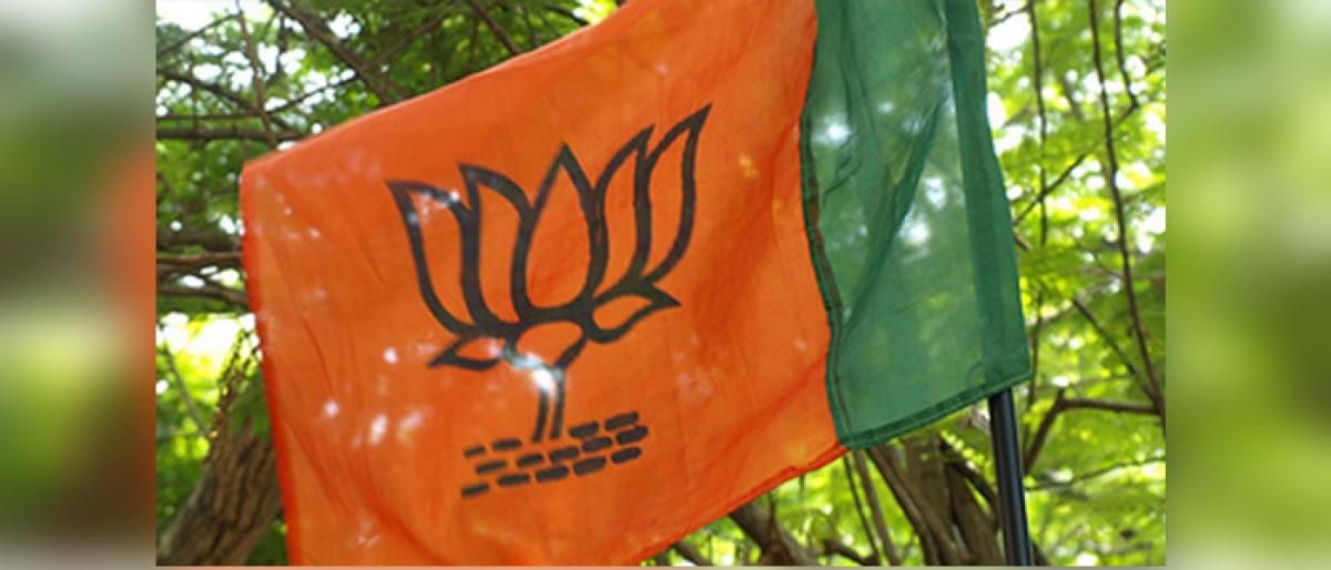 BJP releases manifesto for Telangana elections