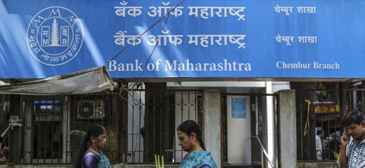 Bank of Maharashtra shares crack over 7%, hit 52-week low
