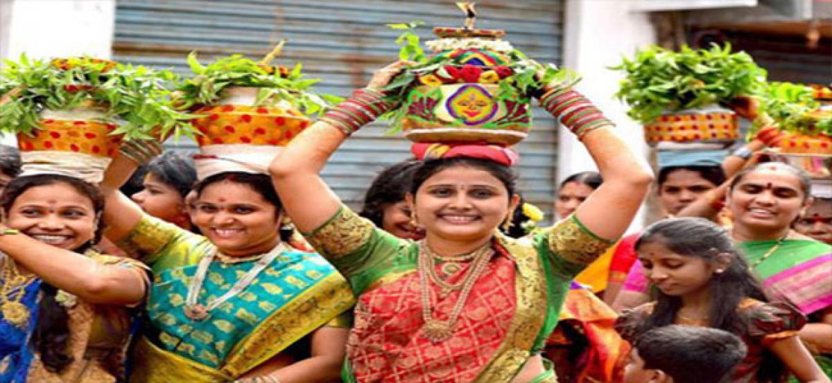 Rupees 10 crore sanctioned for Bonalu