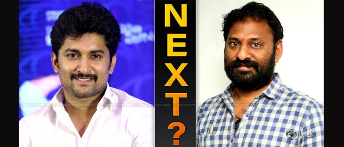 Brahmotsavam Directors Next With Natural Star?