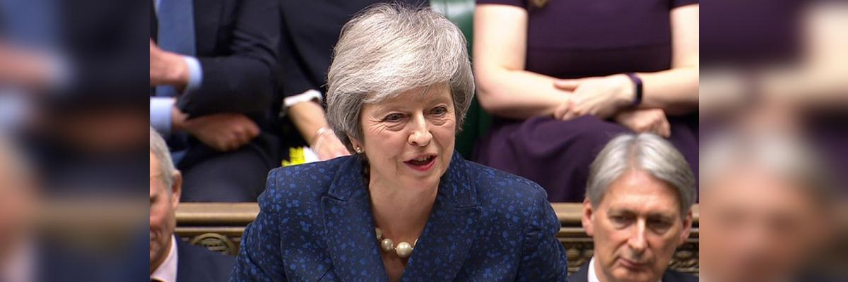 Theresa May survives confidence vote over Brexit deal