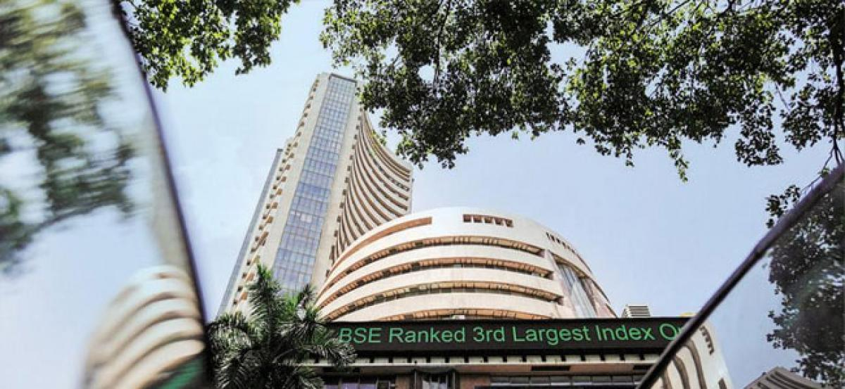 Sensex opens in green as blue-chips rise