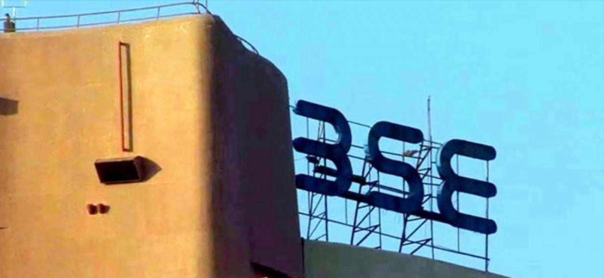 Sensex rebounds 114 points in see-saw trade