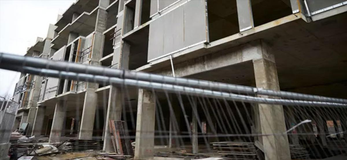State Government owes builders : Work to be stalled till all dues are cleared