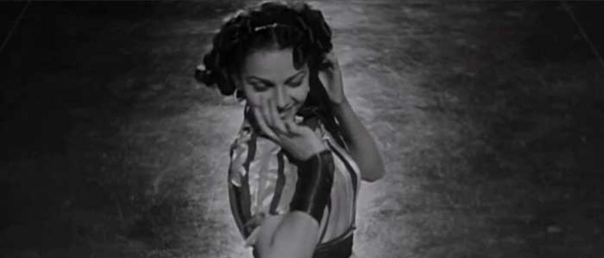 When cabaret made its debut in Hindi cinema…