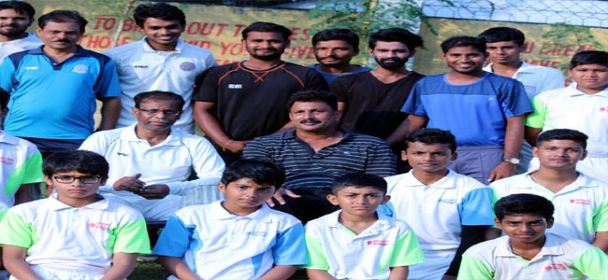 Sarojini Academy begins summer camp