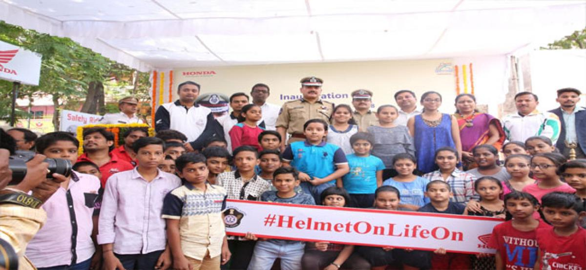 City police inaugurate free summer camp for children