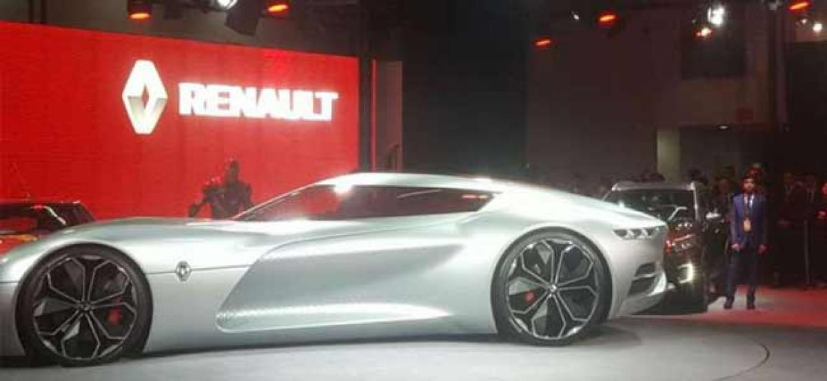 Auto Expo 2018: Renault showcases 2 EVs, seeks policy, infra roadmap