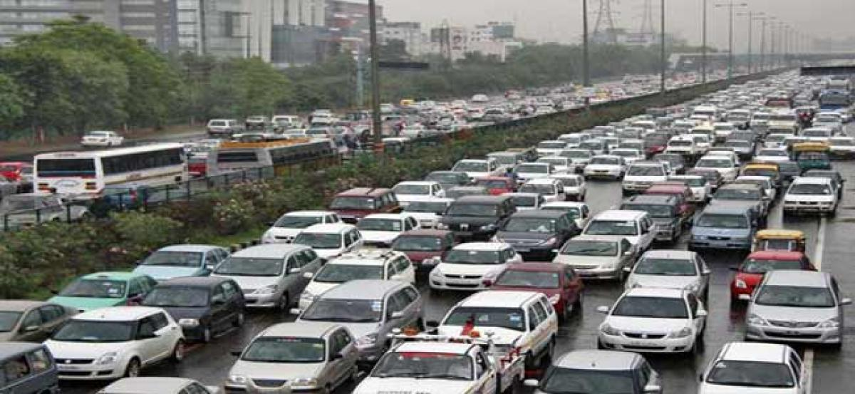 Production of vehicles up by 14.41% till Feb