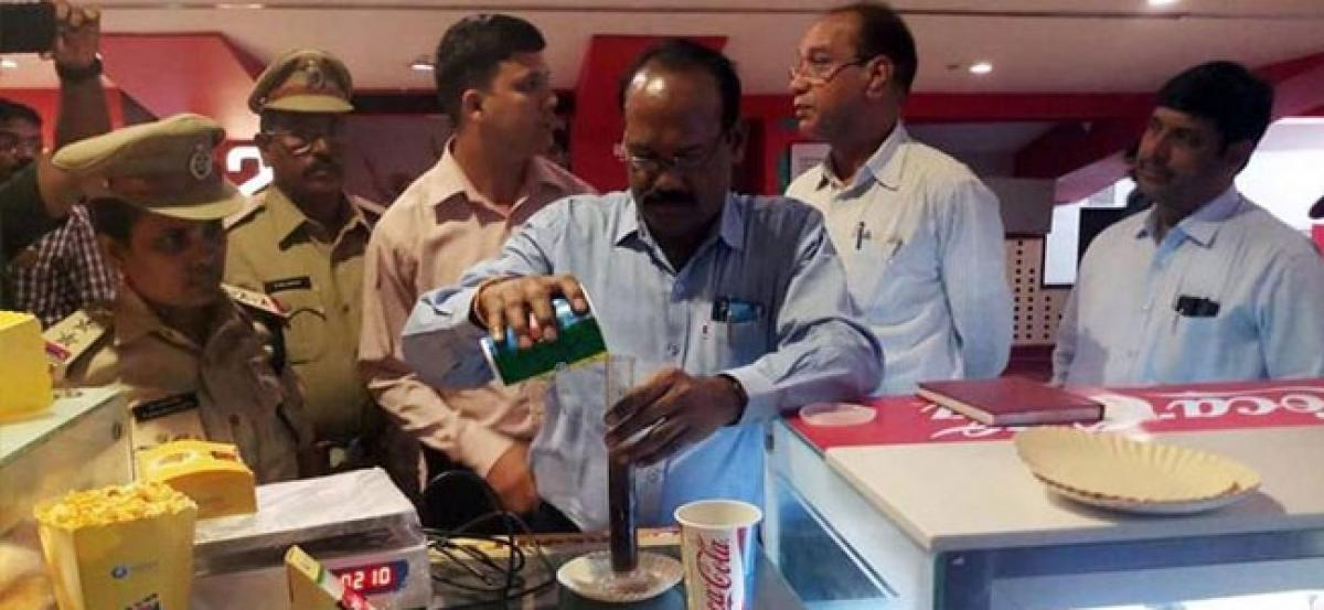 54 cases registered for violating MRP rules in Hyderabad