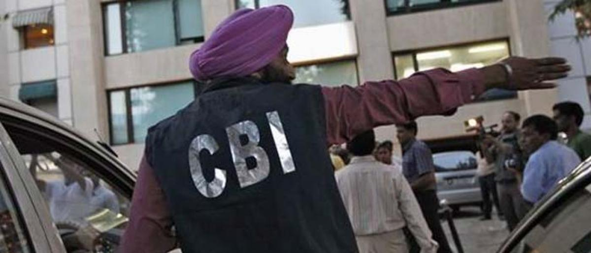 CBI books Hyderabad firm for cheating banks of Rs 1,700 crore