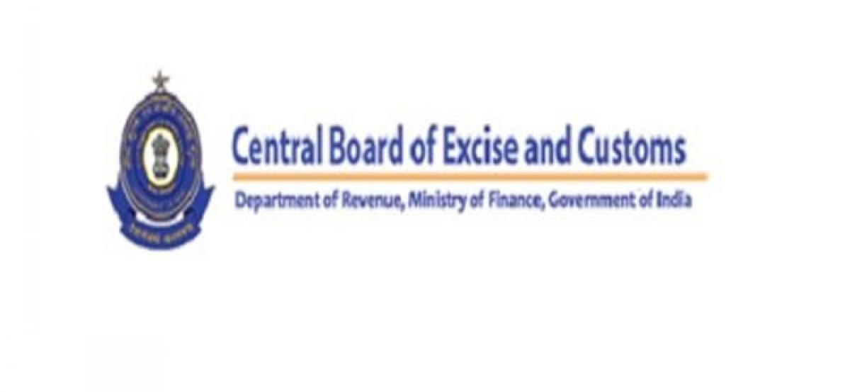 S Ramesh takes over as CBIC chairman