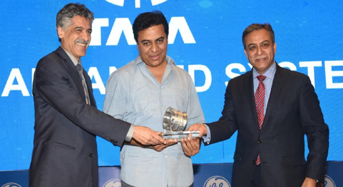 GE, Tatas break ground for aero-engines centre in Telangana State