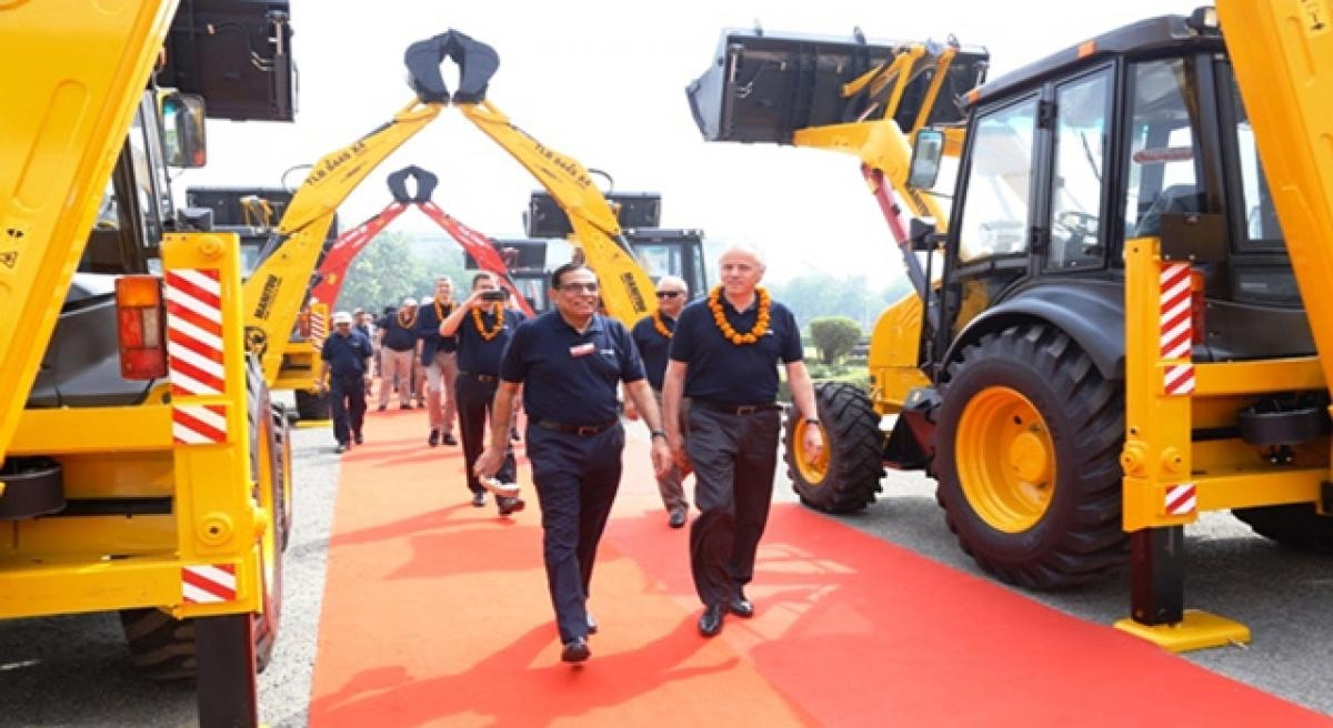 Manitou Group ventures in India