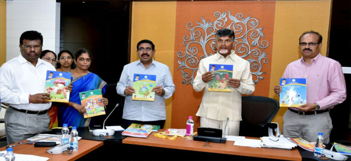 Anganwadi centres to be turned into pre-schools