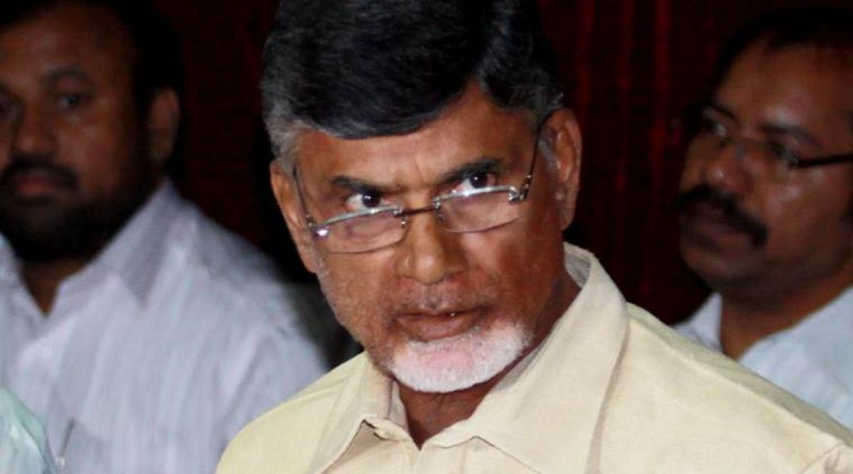 Chandrababu: For Centre, people of AP are not part of nation