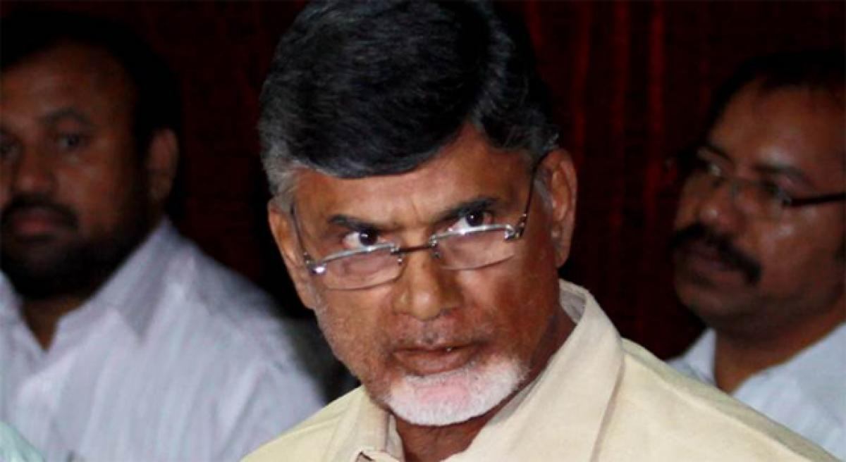 Chandrababu Naidu concerned about AP, Jagan about cases