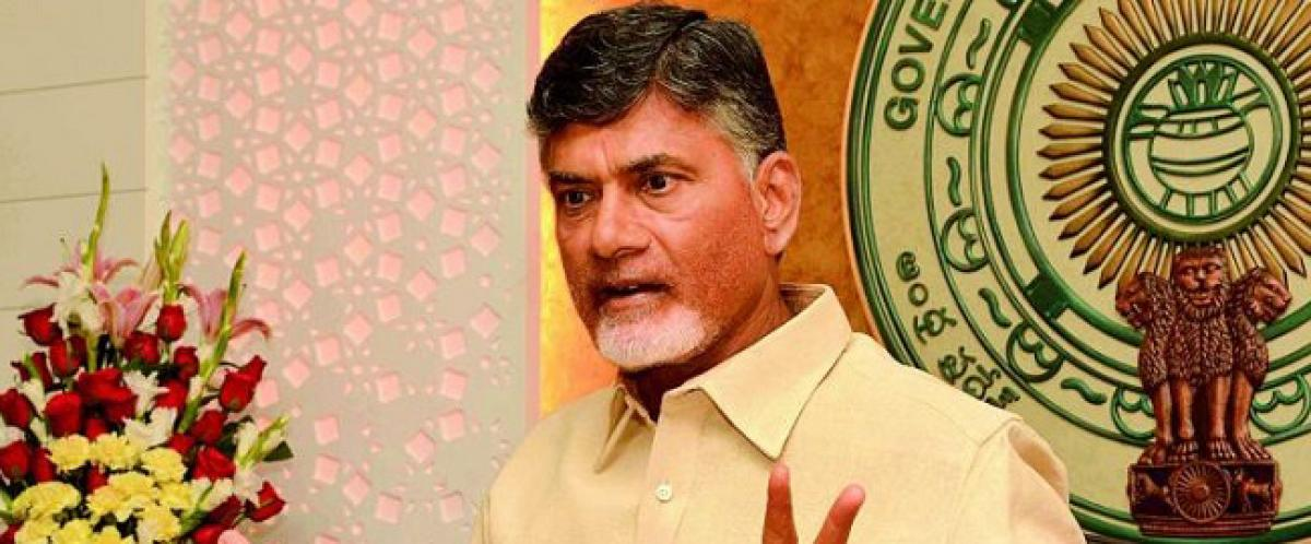 Chandrababu Naidu accuses YSRCP of colluding with BJP, ignoring State's interests