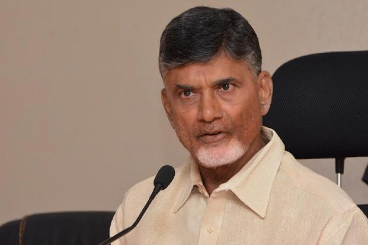 Chandrababu orders closure of belt shops from today