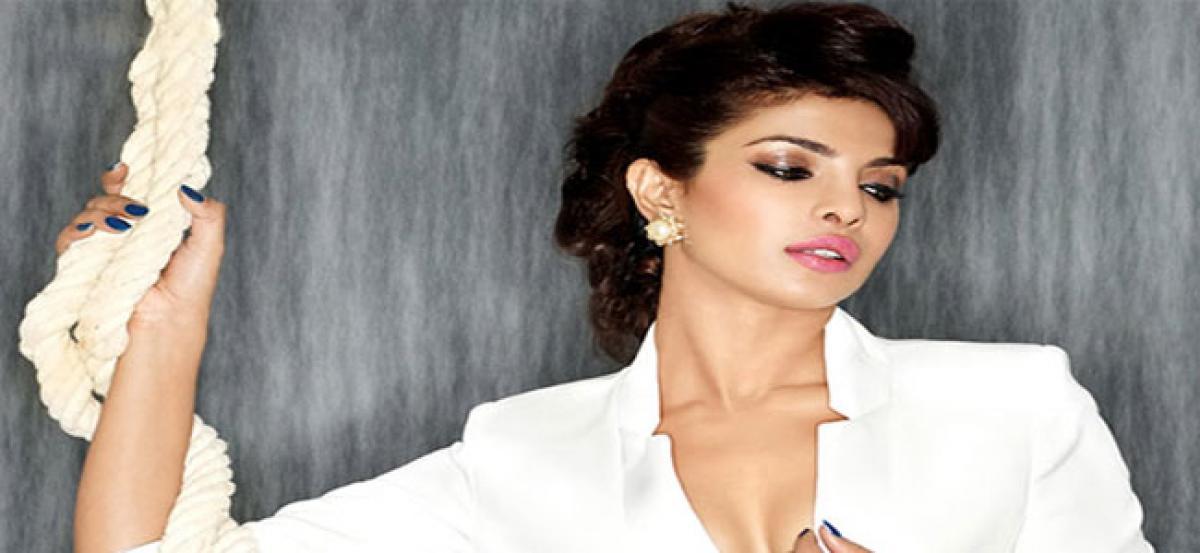 No sufficient time to produce music: Priyanka Chopra