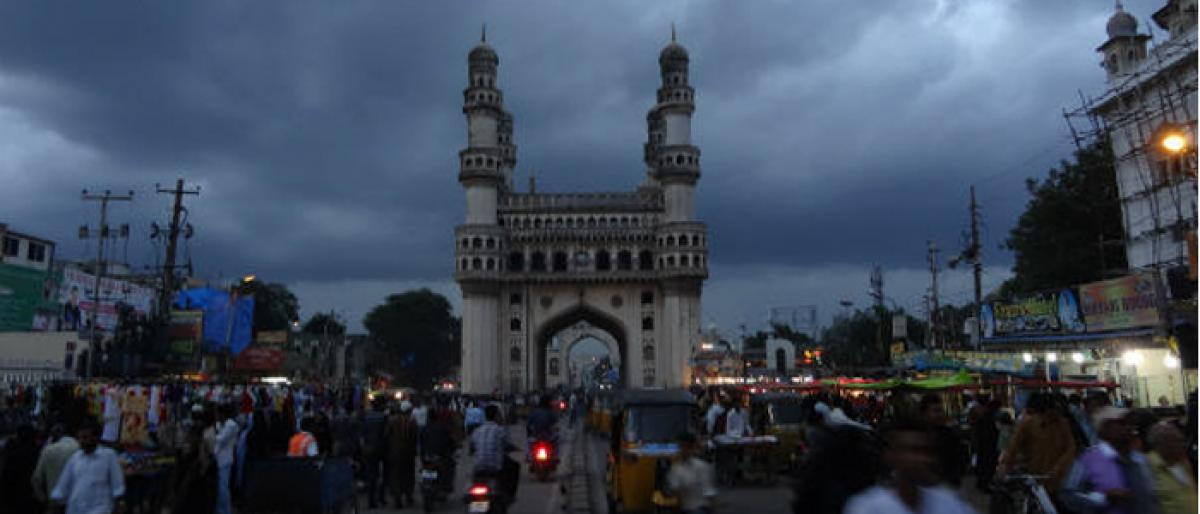 Rains likely to occur in Telangana today