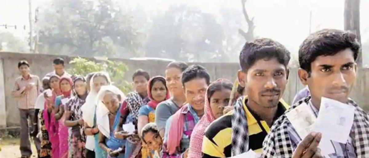 Liquor ban, free rice: Promises galore as Chhattisgarh goes to polls tomorrow