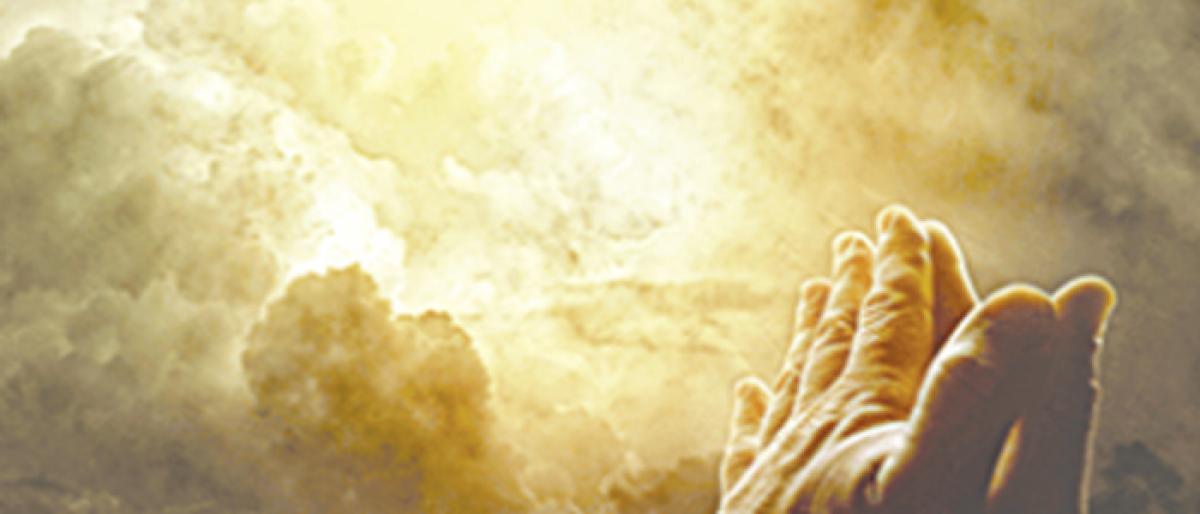 God's mystic potency