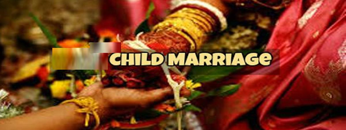 Child marriage averted in Prakasam district