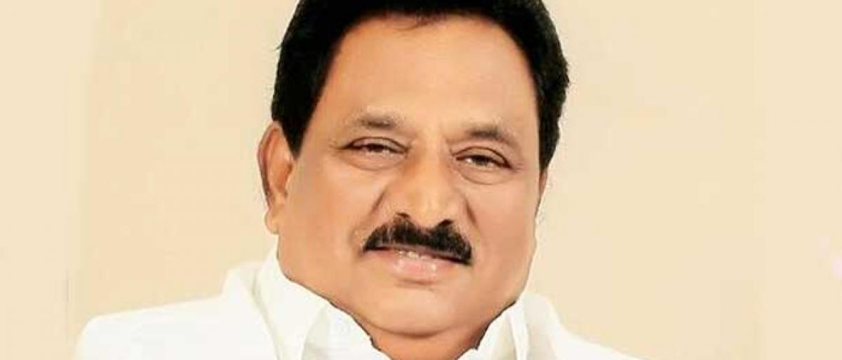 AP Deputy CM Vows To Contest Elections From Peddapuram