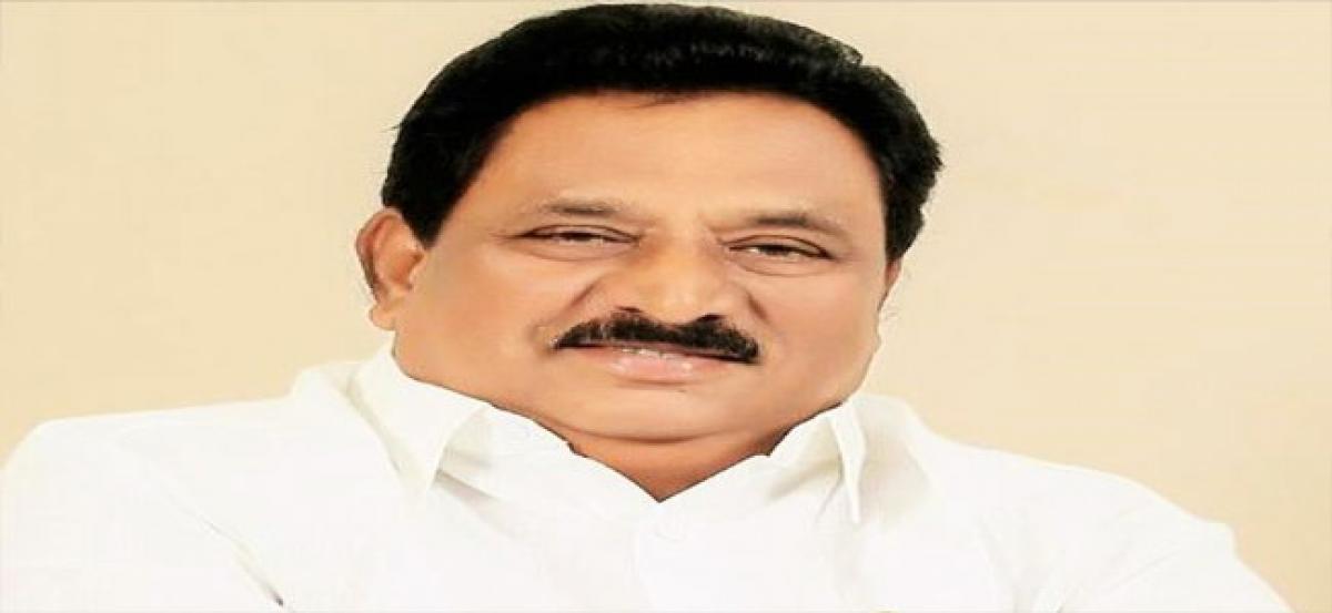 Jagan creating law and order problem, alleges Rajappa