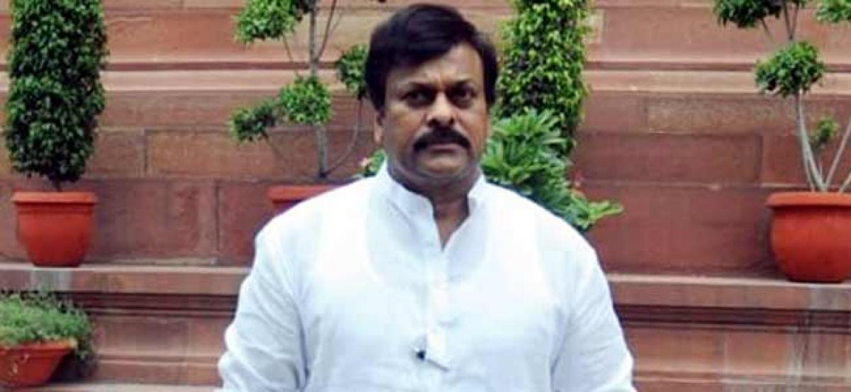 Chiranjeevi To Say Goodbye To Politics In April