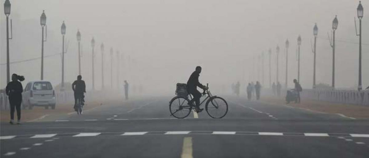 Catastrophic warning: Delhis average temperature spikes 1 degree, Kolkata 1.2 degrees