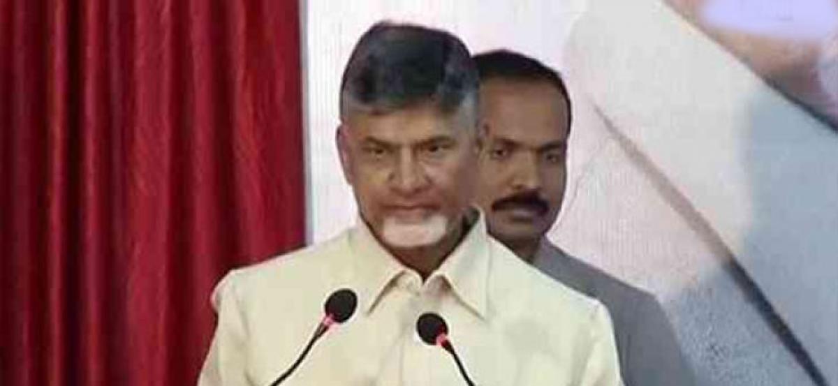 Andhra CM Naidu inaugurates diaphragm wall pylon of Polavaram project
