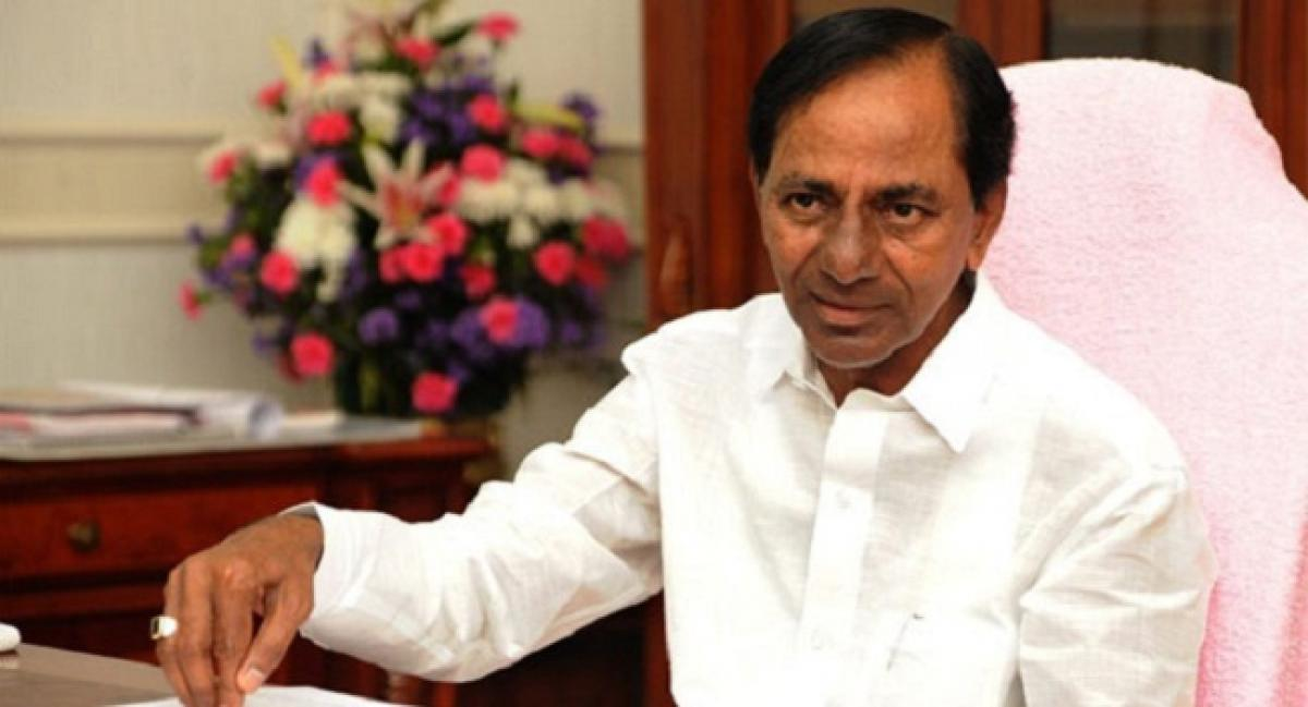 KCR bags economic times business reformer of the year award