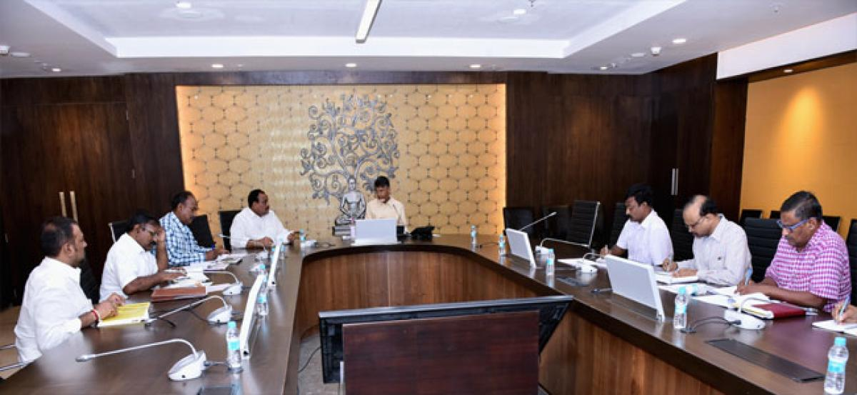 Chief Minister calls for strengthening of APCO