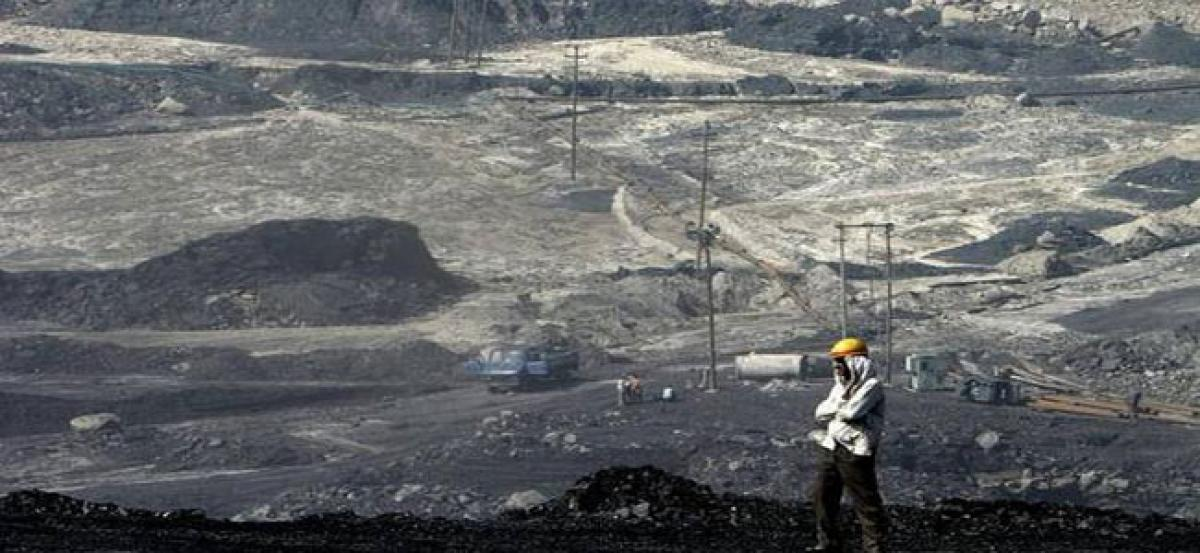 Government clears opening coal mining to private firms